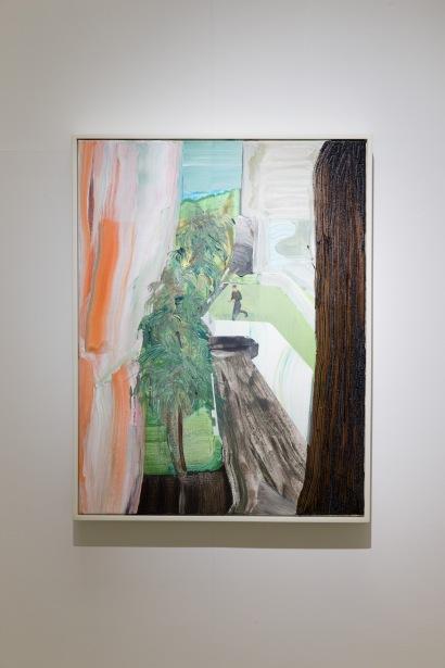 Night Run series–Palm Trees in Bloom